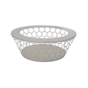 coffee table Hexa bianco