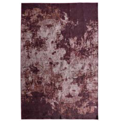 tappeto lavorato purple