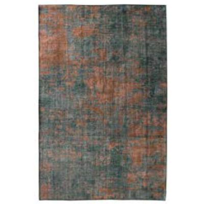 tappeto retro verde