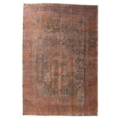 tappeto terra vintage