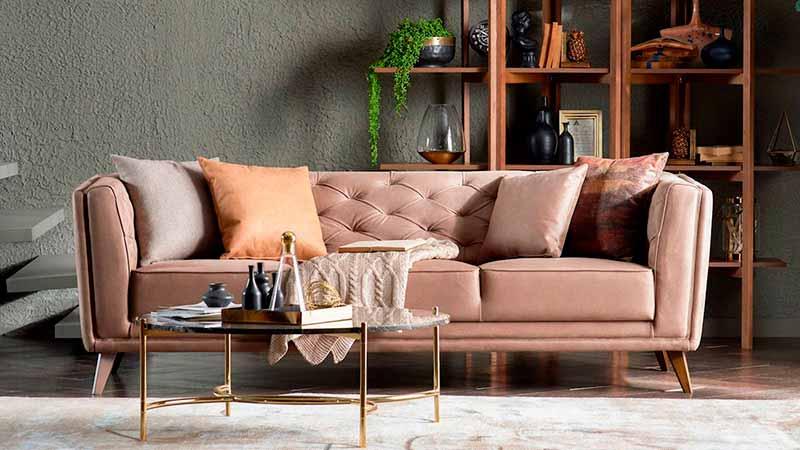 vendita divani in tessuto a Potenza